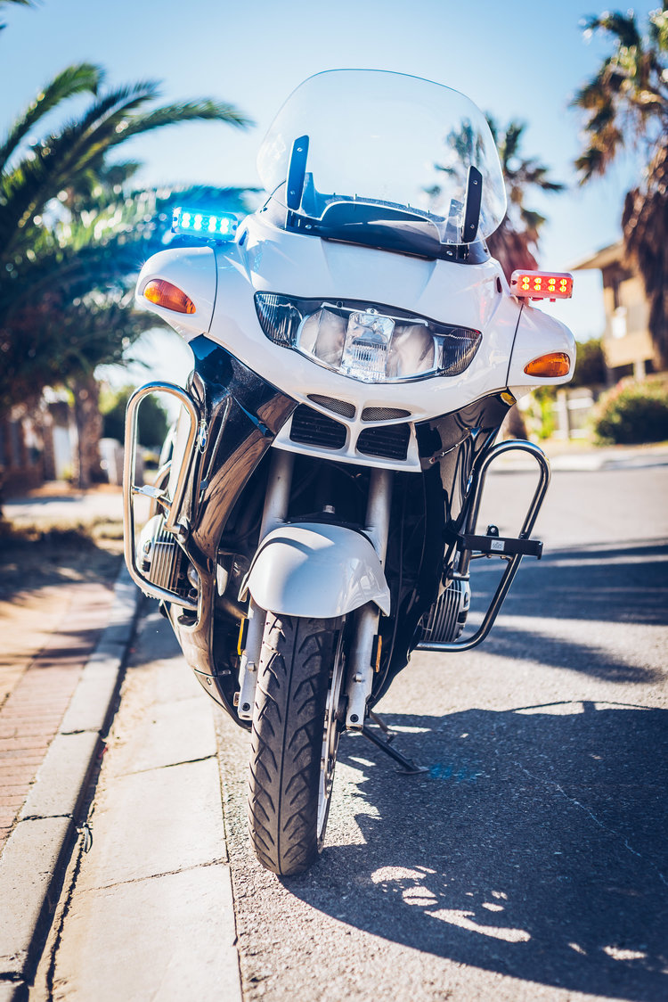 BMW R 1150RT-P Police Motorcycle | The Pound
